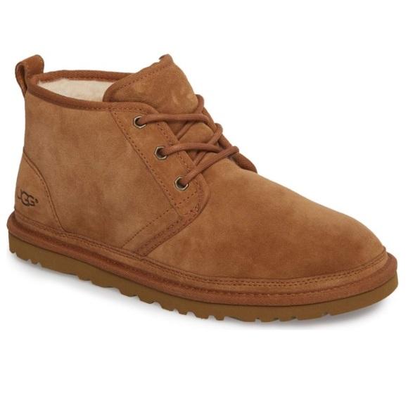 e515fc344a9 New Ugg Neumel chestnut Chaka Boots Sz 11 🔥👍🔥